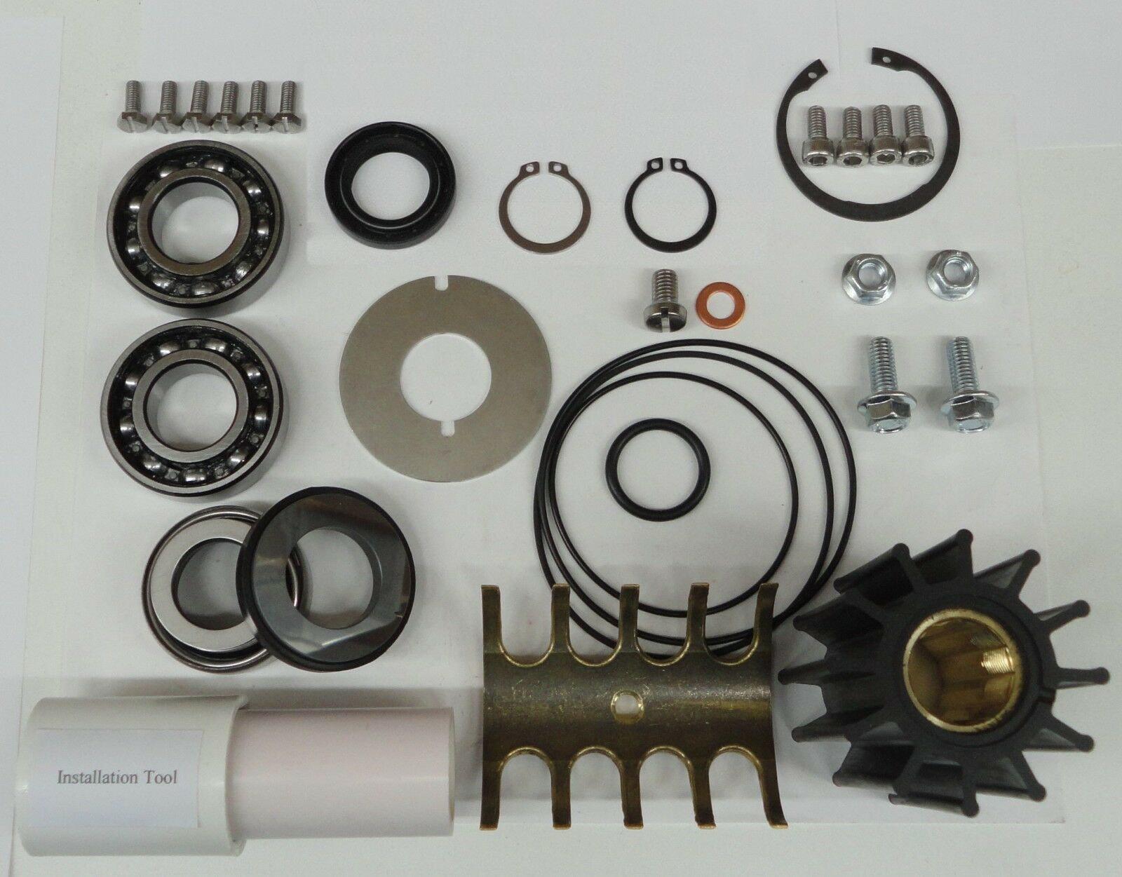 Fuel Injector Seal Kit Walker Products 17111 fits 86-91 Mazda RX-7 1.3L-R2